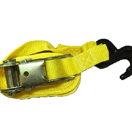 15' Strap with 2 Hooks