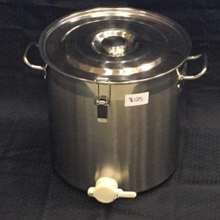 5 gallon Stainless Honey Tank