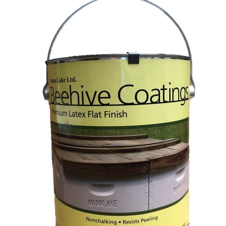 Paint- Quick Coat Beehive Stain White - 1 Gallon
