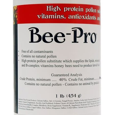Bee Pro Pollen Substitute 1 lb.