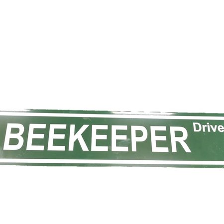 Beekeeper Drive Sign
