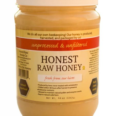 44 oz. Honest Raw Honey