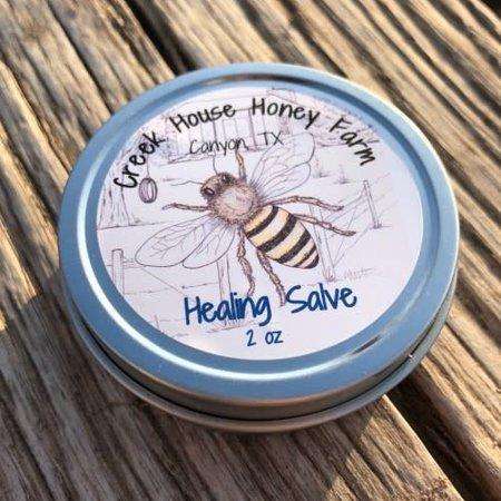 Bee Healed Healing Salve