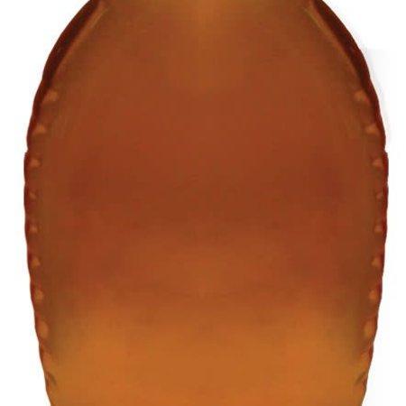 Queenline Glass Jar with Lids 1 lb. 24 pk