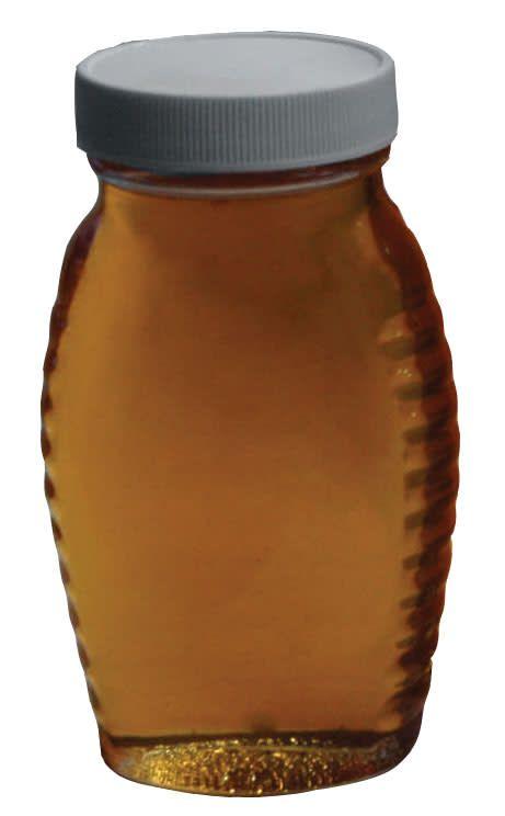 Queenline Glass Jar with Lids 8 oz. 24 pk