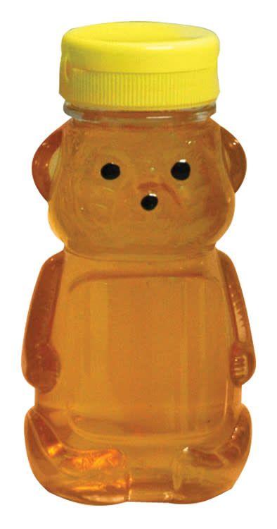 Squeeze Bear 8 oz. 12 pk