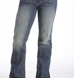 Cruel Denim Cruel Denim Ada Mid Rise Relaxed Boot Cut Jean