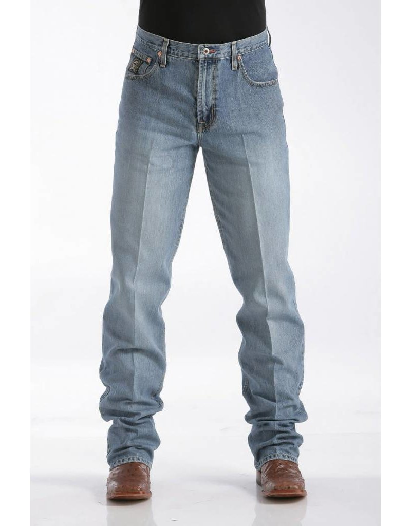 Cinch Cinch Black Label Loose Fit Medium Stonewash Jean