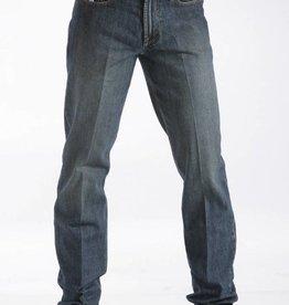 Cinch Cinch White Label Relaxed Fit Dark Stonewash Jean