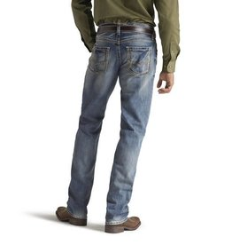 Ariat Ariat M5 Slim Gambler Stackable Straight Leg Jean