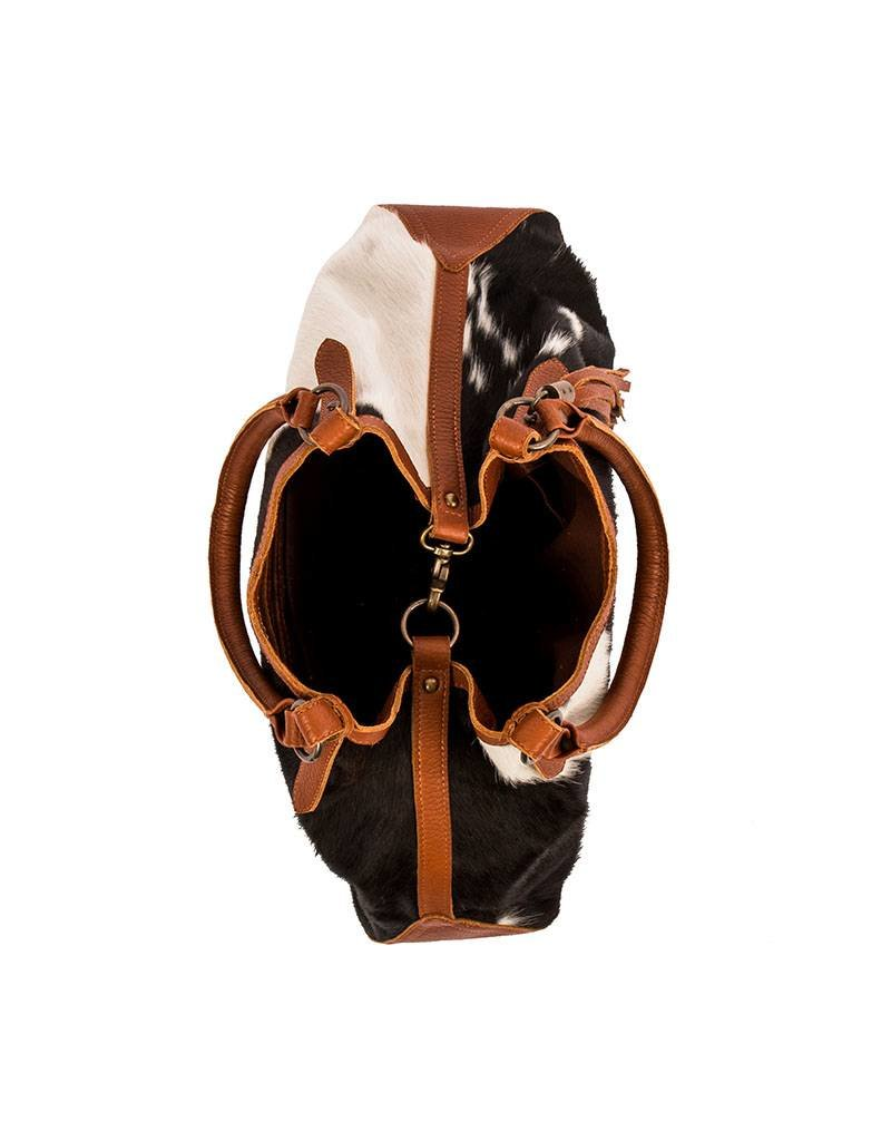 STS Ranchwear Classic Cowhide Hobo