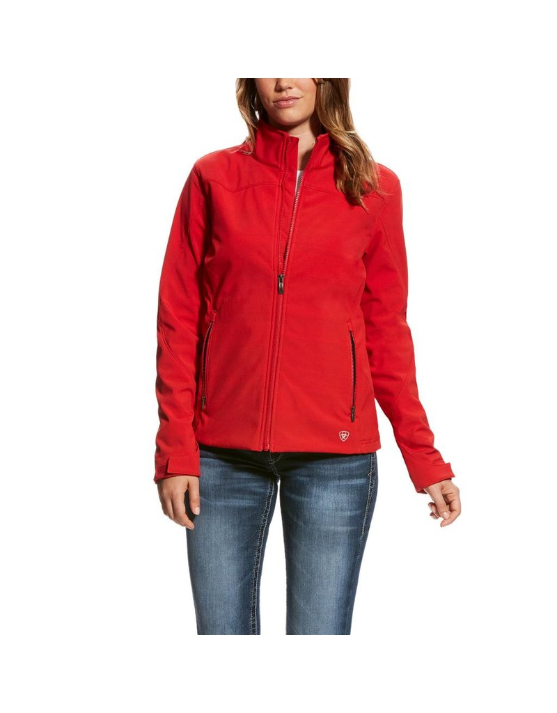 Ariat Ariat Women's Edge Salsa Softshell Jacket