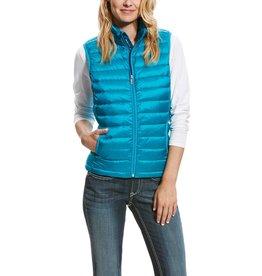 Ariat Ariat Women's Atomic Blue Ideal Down Vest