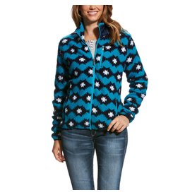 Ariat Ariat Women's Atomic Teal Bear Creek Jacket
