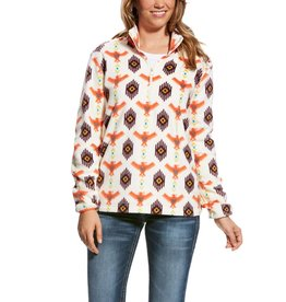 Ariat Ariat Women's Cream Print Creek Pullover