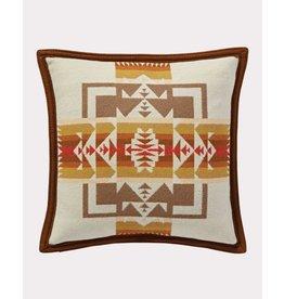 Pendleton Woolen Mills Chief Joseph Wheat Pillow