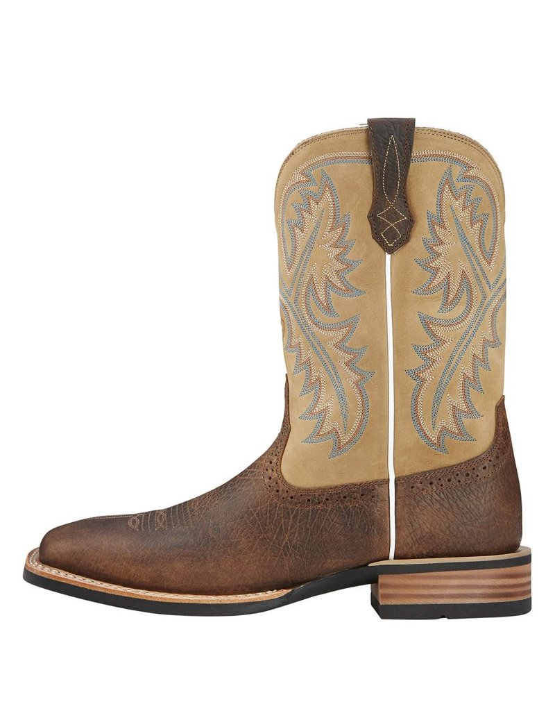 Ariat Ariat Men's Tumbled Bark Quickdraw Boots