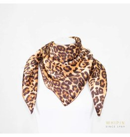 Whipin Wild Rags Leopard Print Wild Rag