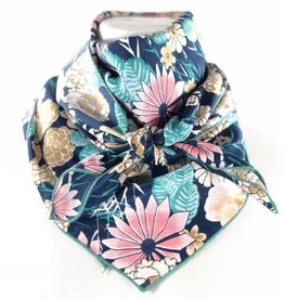 Whipin Wild Rags Tropicana Floral Wild Rag
