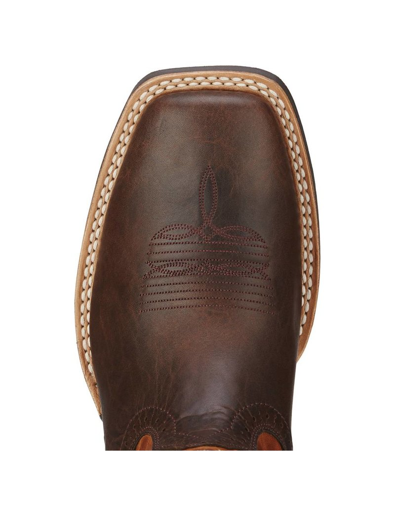 Ariat Ariat Men's Thunder Brown Quickdraw Boots
