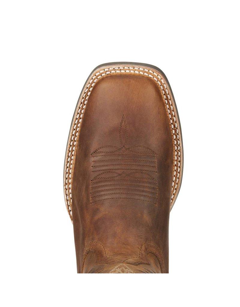 Ariat Ariat Men's Trusty Tan Top Hand Boots