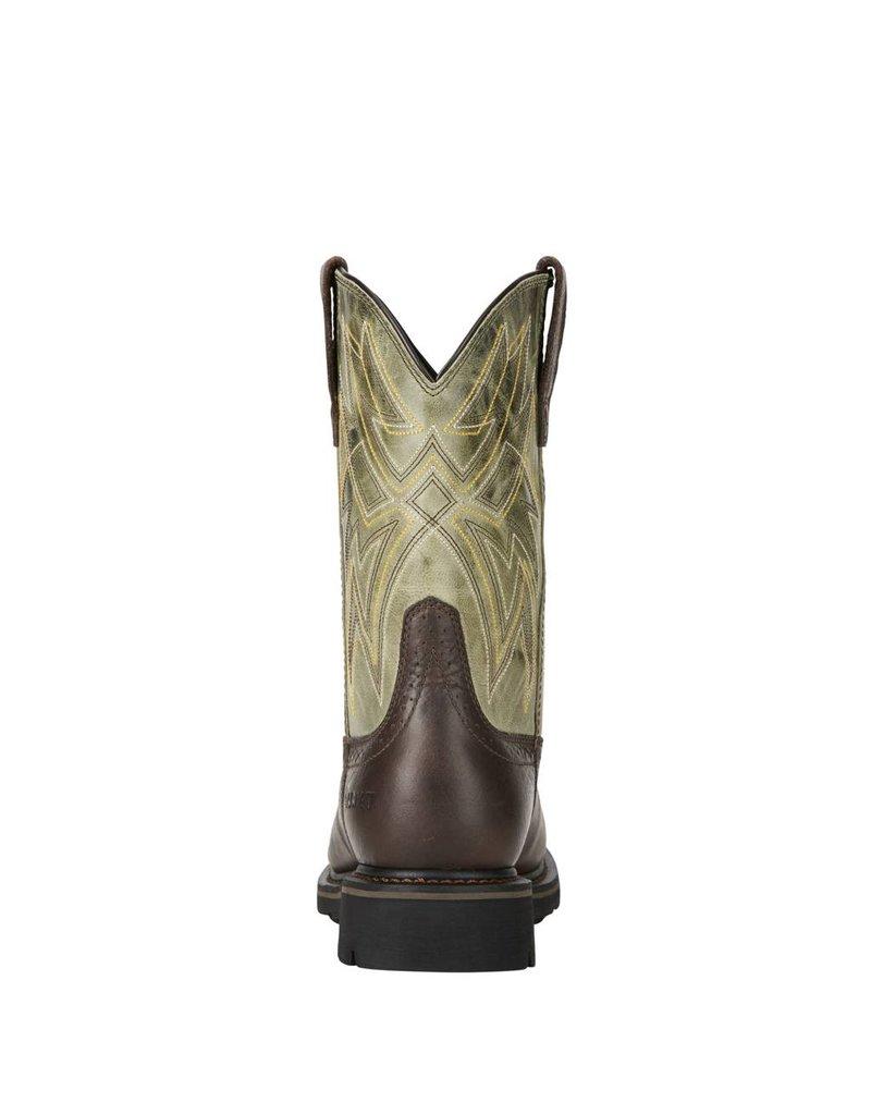 Ariat Ariat Men's Dark Chocolate Everett Work Boots