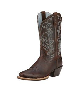 Ariat Ariat Women's Brown Oiled Rowdy Legend Western Boots
