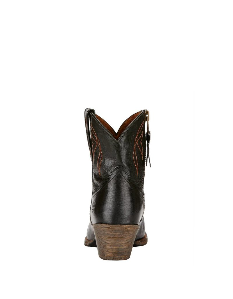 Ariat Ariat Women's Old Black Darlin Shorty Boots
