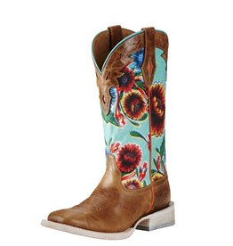 Ariat Ariat Women's Bite the Dust Brown Circuit Champion Boots