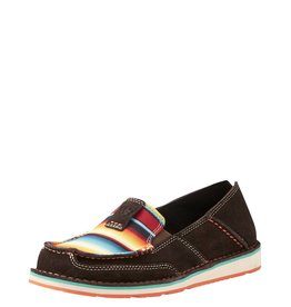 Ariat Ariat Women's Chocolate Fudge Serape Cruisers