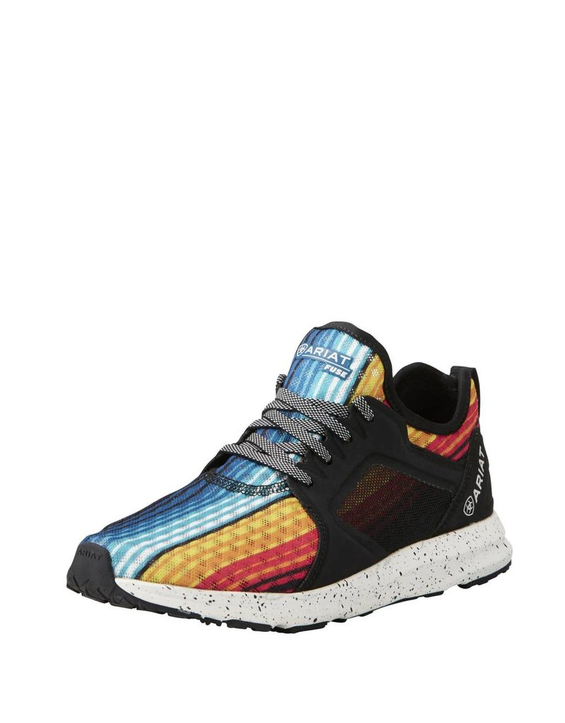 Ariat Ariat Women's Rainbow Serape Mesh Fuse Athletic Shoes