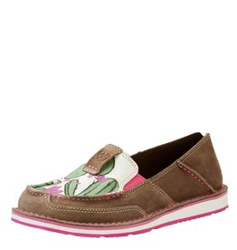 Ariat Ariat Women's Relaxed Bark Cactus Cruisers