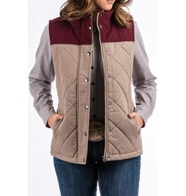 Cinch Cinch Women's Quilted Polyfill Vest