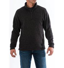 Cinch Cinch Men's Black 1/4 Zip Pullover