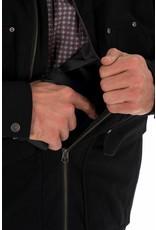 Cinch Cinch Men's Black Concealed Carry Canvas Jacket