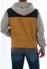Cinch Cinch Men's Canvas Hoodie Vest