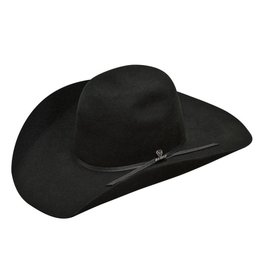Ariat Ariat Black 2X Wool Felt Hat