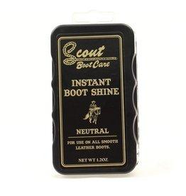 Scout Scout Instant Boot Shine Sponge