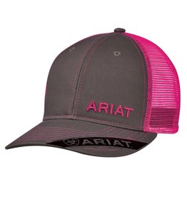 Ariat Ariat Pink Mesh Snap Back