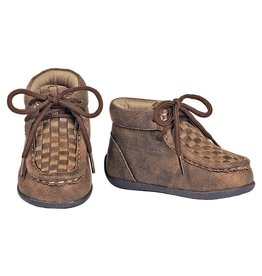 M&F Western Products Double Barrel Carson Toddler Casual Shoes