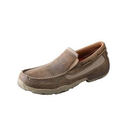 Twisted X Twisted X Men's Bomber Slip-on Driving Moccasins