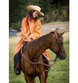 Wyoming Traders Unisex Yellow Fish Slicker