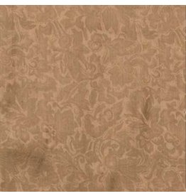 Wyoming Traders Jacquard Rootbeer 100% Silk Scarf