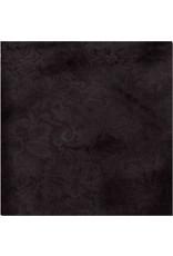 Wyoming Traders Jacquard Black 100% Silk Scarf