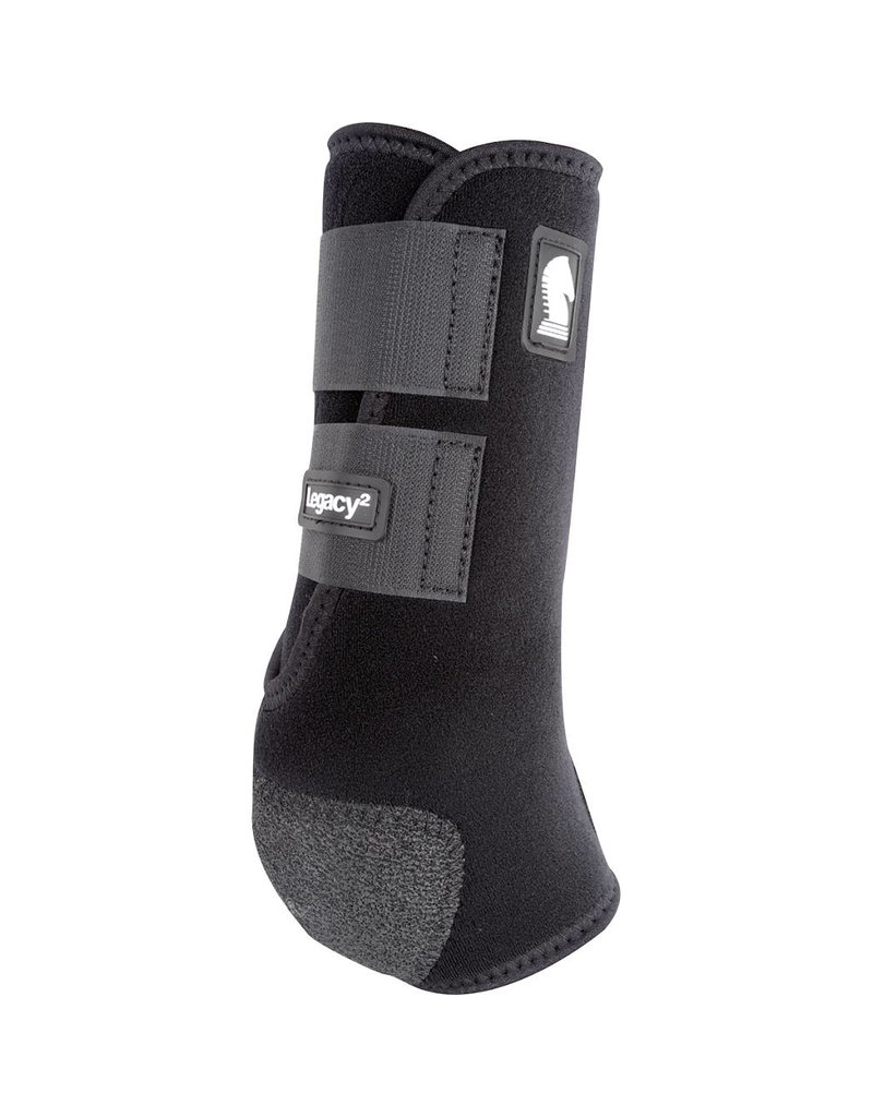 Classic Equine Legacy2 Front Solid Protective Boots