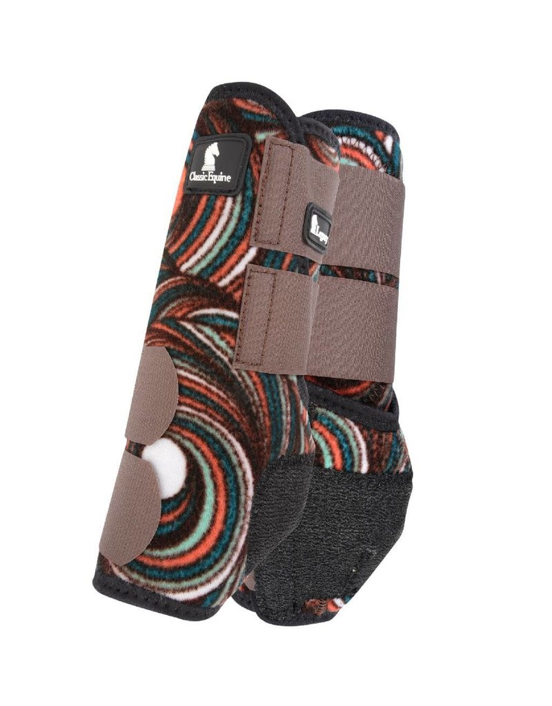 Classic Equine Legacy2 Hind Pattern Protective Boots