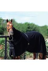 Classic Equine Premium Polar Black Fleece Cooler