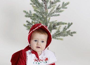 Girls Holiday Clothing