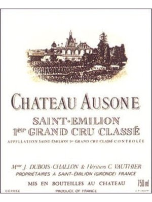 Wine CH AUSONE 1983