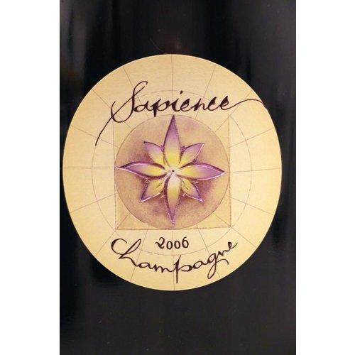 Sparkling MARGUET PERE & FILS EXTRA BRUT 'SAPIENCE' CHAMPAGNE 2006